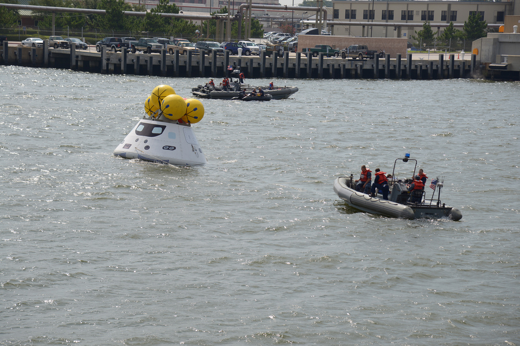 Orion Recovery Test